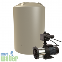 Universal Pumps MULTI-1100 and Melro 2100L Round Tank