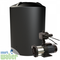 Universal Pumps MULTI-1100 and Melro 3500L Round Tank