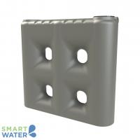 Melro: Slimline Rainwater Tank (2008L)
