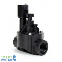 Rain Bird: HVF Solenoid Valve with Flow Control (25mm)