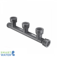 PVC 3-Way Inlet Manifold