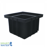 Everhard: 450 Series Shallow Poly Pit