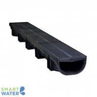 Everhard: EasyDRAIN Compact 1M Drainage Channel
