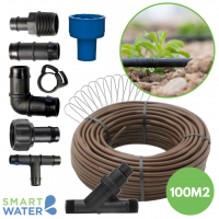 Smart Water: Smart Drip Kit #4 (Up to 100m2)