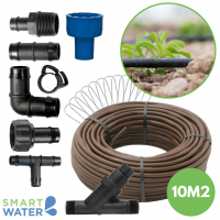 Smart Water: Smart Drip Kit #1 (Up to 10m2)