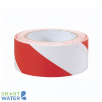 Hazard Tape (Red & White)