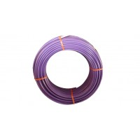 Purple Drip Tubing