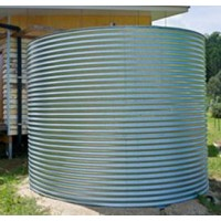 Kingspan Round Steel Tanks